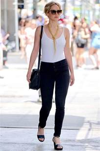 Styles For Home Decor jennifer lawrence s off duty summer look instyle com