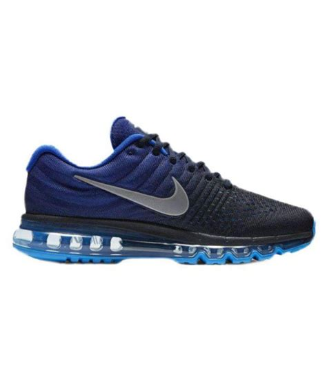Nike Airmax By Dd Onshop by Nike Airmax 2017 Blue Running Shoes Buy Nike Airmax 2017