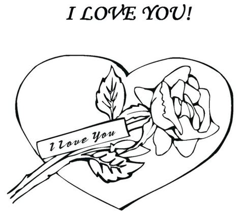 i love you puppy coloring pages cute love coloring pages to print coloring page