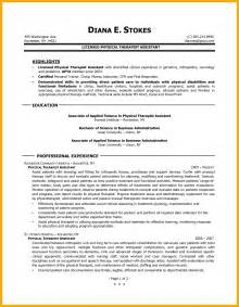 8 physical therapy resume sample data analyst resumes