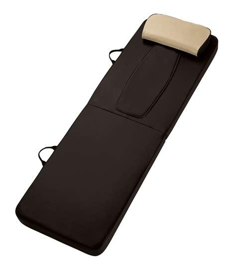 Back Mat by Homedics Rmm 300h Shiatsu Back Massager Mat New Ebay