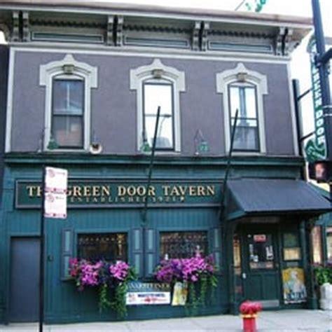 Green Door Chicago by Green Door Tavern Near Side Chicago Il United