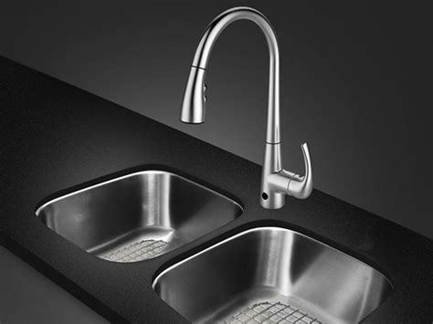 mikitchen fthf 02bn touchless kitchen faucet with sensor touchless kitchen faucet