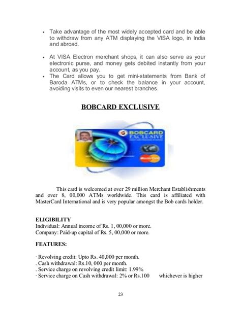 Bank Of Baroda Gift Card Balance Check - product services of bank of baroda