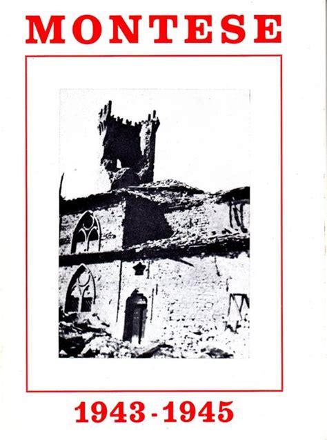 libro dal dal libro montese 1943 1945
