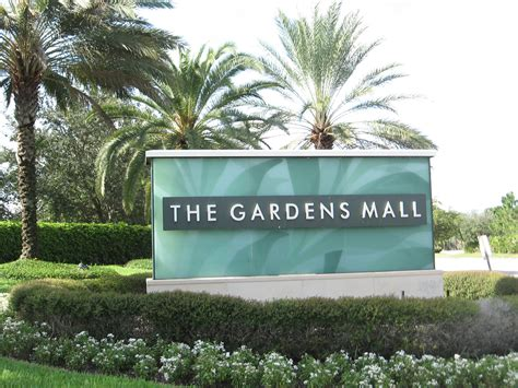 The Gardens Mall Palm by Area Attractions In South Florida
