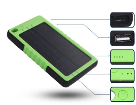 Power Bank Bio Solar mobile world mobile phone accessories shop uk