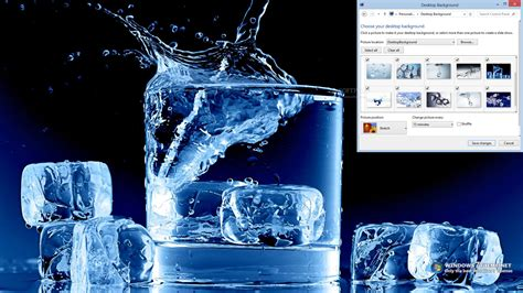 win themes definition ice in water windows 7 theme download softpedia