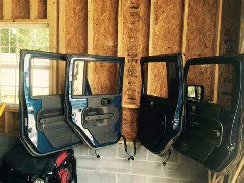 jk wrangler door hanger jeep door hangers