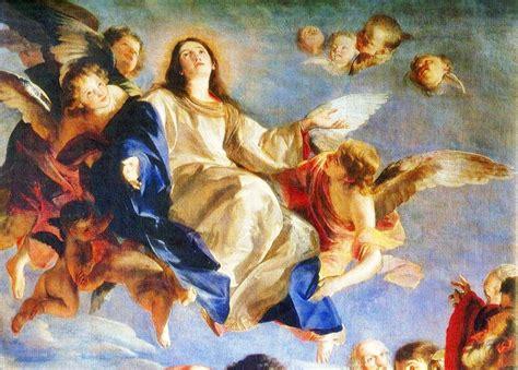 imagenes de la virgen maria asuncion im 225 genes de la fiesta de la asunci 243 n de la virgen