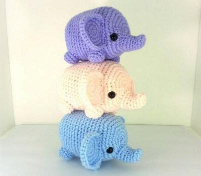 amigurumi beginner tiny elephant amigurumi beginner amigurumi patterns