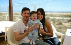 messi born new baby soccer blog messi s first winner since the new baby was born