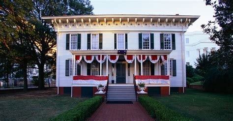 housing first mobile al first white house of the confederacy alabama pictures alabama history com