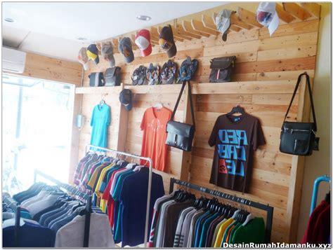 desain distro toko desain interior toko baju distro desain rumah minimalis