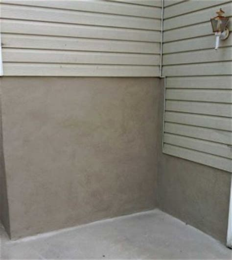 stucco basement walls how to repair stucco on the house