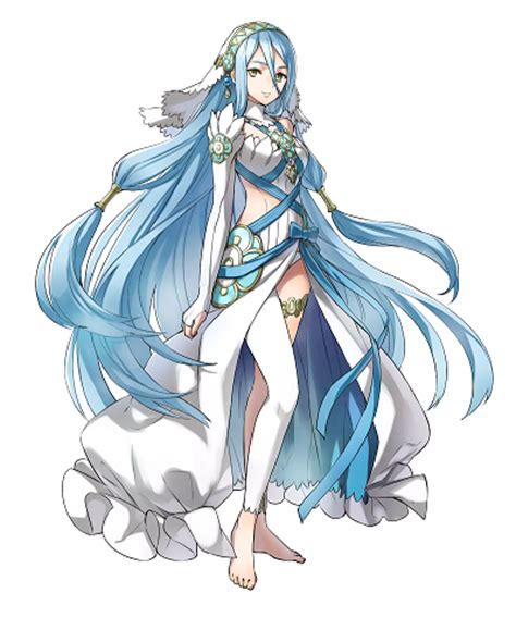 Azure Wedding Concept Review by Azura Review Emblem Heroes Fanatic