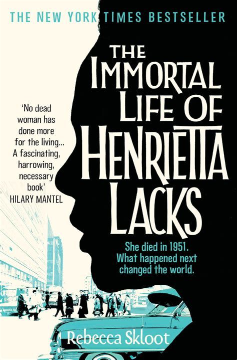immortal a soon to be true story books book review the immortal of henrietta lacks by