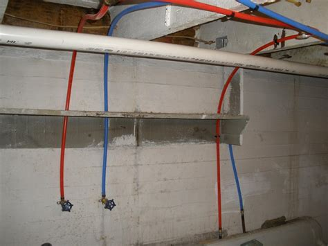 Plumbing With Pex Pipe by Royal Maintenance Llc Photo Comparison 2 Site Up