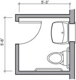 gallery for gt small half bathroom floor plans
