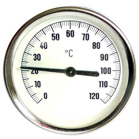 Termometer Analog thermometer f 252 r r 228 ucherofen analog 0 120 176 c ideal zur