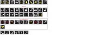 wrench warning light on the dasboard autos weblog