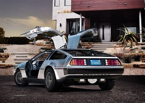 year and make of car electric delorean back to the future cleantechnica