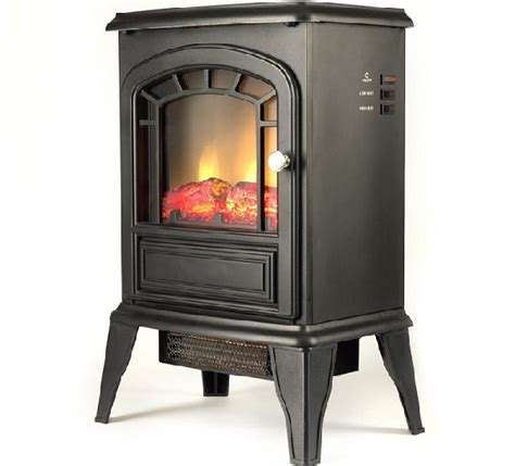 Free Standing Gas Fireplace Lowes by Free Standing Electric Fireplace Harlan White Finish In L