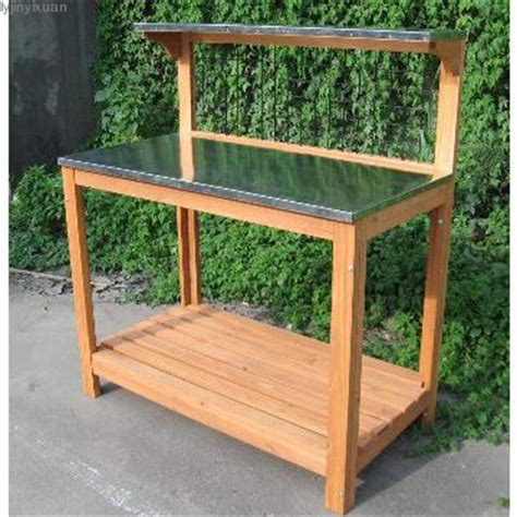 galvanized potting bench best potting bench best of birmingham a potting bench for