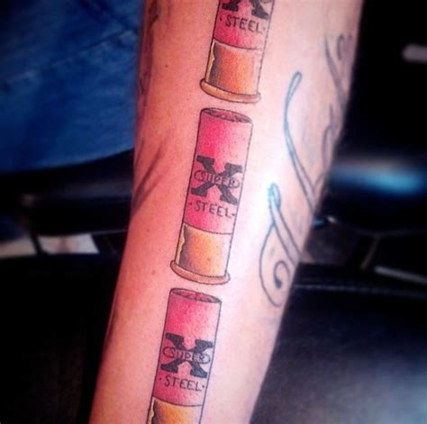 shotgun shell tattoo 46 best images about kaycee on spark