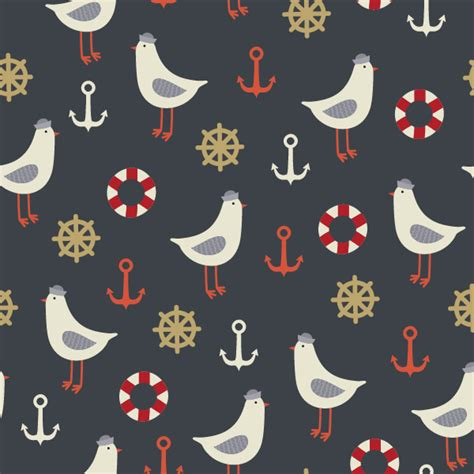 adobe illustrator how to make pattern how to create a seamless vintage nautical life pattern in
