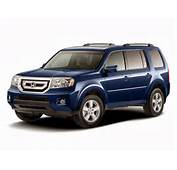 Honda Pilot Front View 2014 Car Suv Muscles
