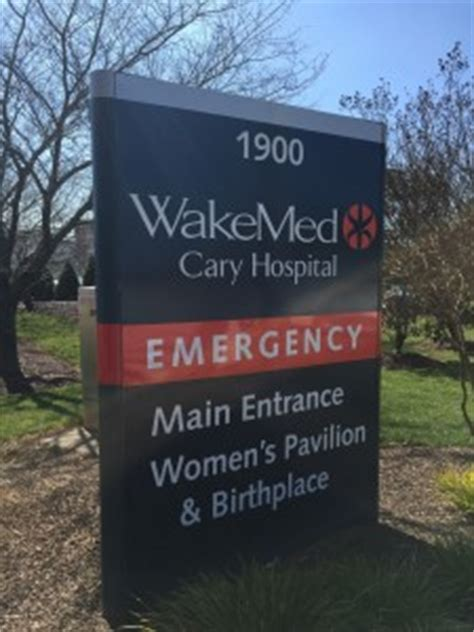 wakemed cary emergency room february 2016 civics culture and community