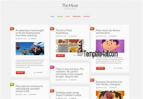 blog theme muse responsive music premium wordpress theme