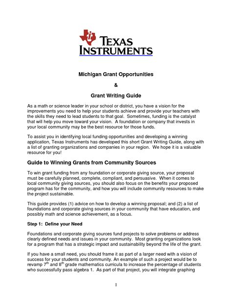 Exles Of Grant Letters by Best Photos Of Letter Of Inquiry Grant Format Letter Of