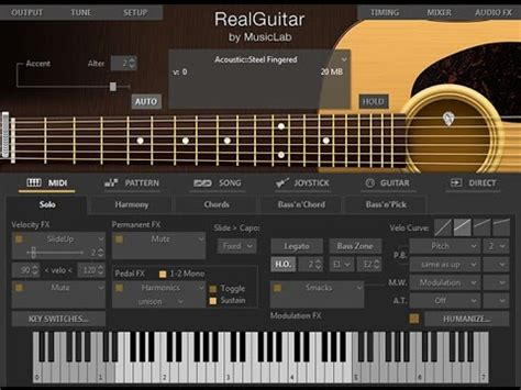 download pattern real guitar real guitar musiclab vst free download youtube