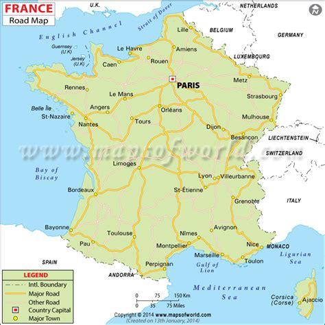 printable road maps of france printable road map of france derietlandenexposities