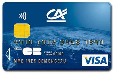 Plafond Retrait Visa Premier Lcl by Credit Bank Personnel Carte Bleue Visa Credit Agricole