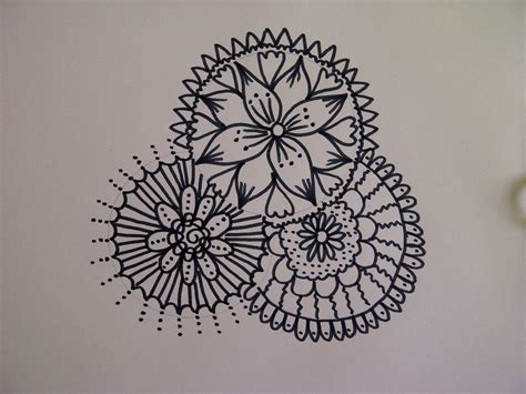 zentangle pattern simple the gallery for gt simple zentangle patterns step by step