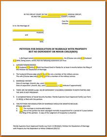 6 how to fill out divorce papers divorce document