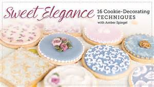 cookie decorating simple and sweet decorating cookies with fondant