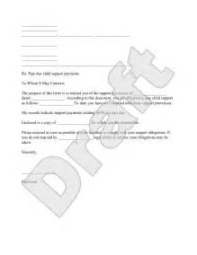 Demand Letter For Child Support Divorce Papers Forms And Documents Free Printable Divorce Forms Us