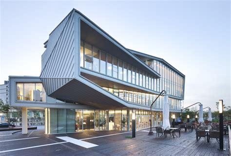 architectural designing companies la cubo junglim architecture archdaily
