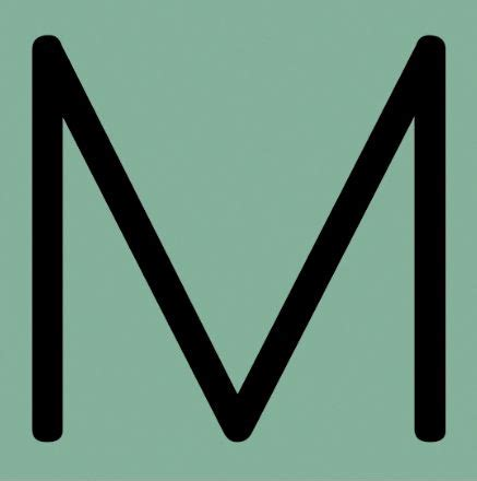 Letter M Song