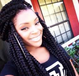 poetic justice braids hairstyles 17 best images about big box braids on pinterest jumbo