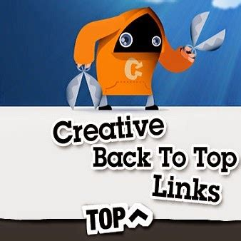 membuat link back to top cara membuat tombol back to top pada blog pelangi blog