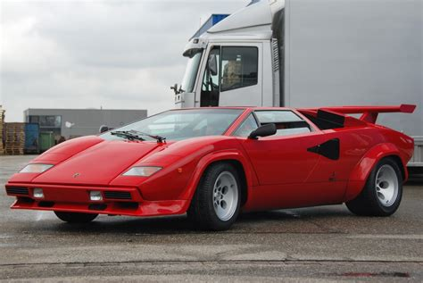 countach lamborghini for sale 1986 lamborghini countach 5000 quattrovalvole downdraft