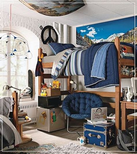 cool college room ideas for guys boys bedroom grad college etc