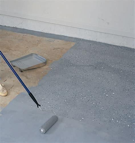 Come verniciare un pavimento