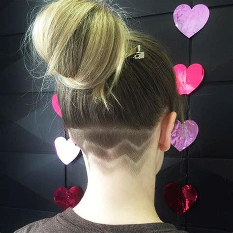Women Hairstyle Trend in 2016: Undercut hair
