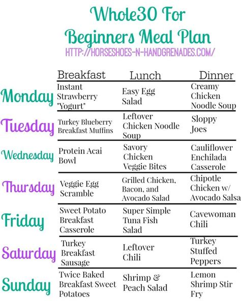 8 simple weeks to feeling great a health challenge for everyone books 17 best ideas about weekly meal plans on